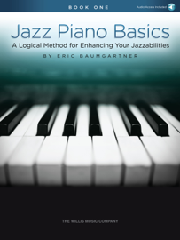 Jazz Piano Basics - Book 1