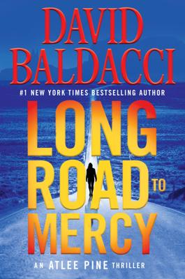 David Baldacci - Long Road to Mercy book