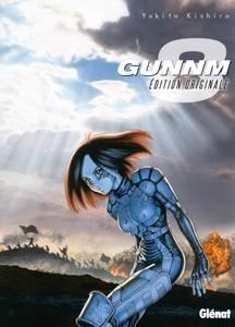 Gunnm - Édition originale - Tome 08 La couverture du livre martien