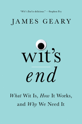 Wit's End: What Wit Is, How It Works, and Why We Need It - James Geary book