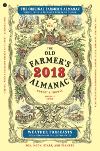 The Old Farmer's Almanac 2018 ebook