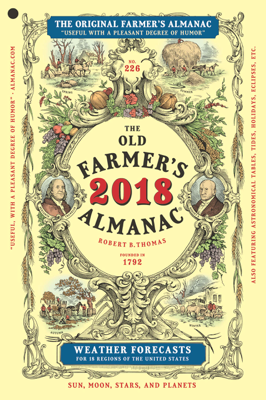 The Old Farmer's Almanac 2018 - Old Farmer's Almanac book