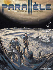 Parallèle T03 La couverture du livre martien