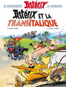Astérix  - Astérix et la Transitalique - n°37 Book Cover