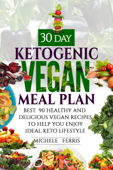 30 Day Ketogenic Vegan Meal Plan