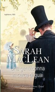 Una gentildonna in cerca di guai Libro Cover