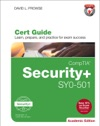 CompTIA Security SY0-501 Cert Guide Academic Edition 2e