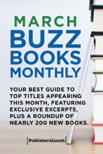 March Buzz Books Monthly