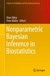 Nonparametric Bayesian Inference In Biostatistics