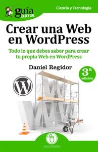GuíaBurros: Crear una Web en WordPress Book Cover