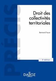 Droit Des Collectivit S Territoriales