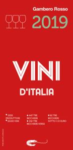Vini d'Italia 2019 Libro Cover