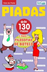 Clube das Piadas Book Cover