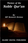 Themes Of The Noble Quran