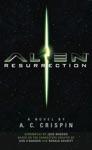 Alien Resurrection The Official Movie Novelization