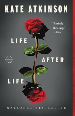 Kate Atkinson - Life After Life book