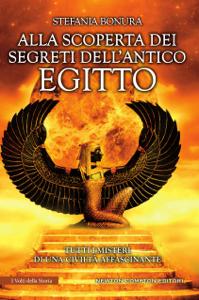 Alla scoperta dei segreti dell'antico Egitto Copertina del libro