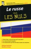 Le russe - Guide de conversation pour les Nuls, 2ème édition