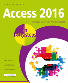 Access 2016 in easy steps book
