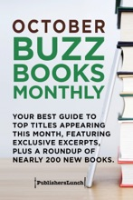 October Buzz Books Monthly