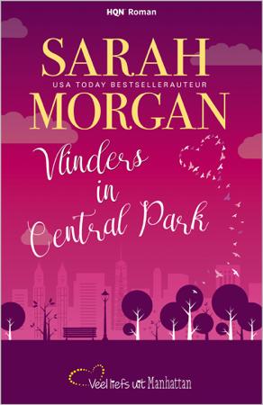 Vlinders in Central Park - Sarah Morgan
