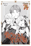 The Royal Tutor Chapter 71