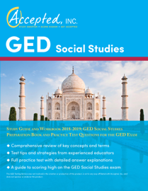GED Social Studies Preparation Study Guide 2018–2019 book