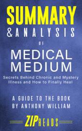 Summary & Analysis of Medical Medium book