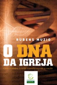 O DNA da Igreja Libro Cover