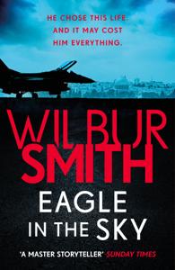 Eagle in the Sky Copertina del libro