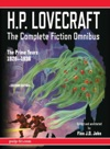 HP Lovecraft - The Complete Fiction Omnibus Collection - Second Edition The Prime Years