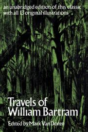Travels of William Bartram book