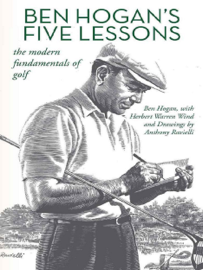 Ben Hogan's Five Lessons: The Modern Fundamentals of Golf book