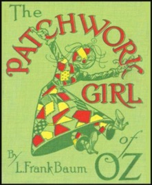 The Patchwork Girl Of Oz Illustrated