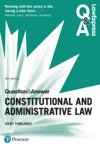 Law Express Question And Answer Constitutional And Administrative Law