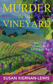 Murder in the Vineyard book
