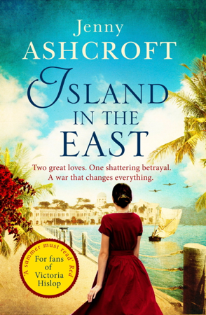 Island in the East - Jenny Ashcroft