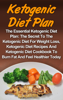 Denver Stratton - Ketogenic Diet Plan: The Essential Ketogenic Diet Plan: The Secret To The Ketogenic Diet For Weight Loss, Ketogenic Diet Recipes And Ketogenic Diet Cookbook To Burn Fat And Feel Healthier Today! ilustraciГіn