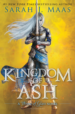 Sarah J. Maas - Kingdom of Ash book