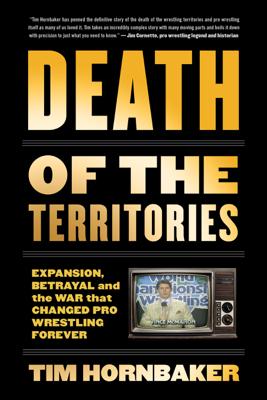 Death of the Territories - Tim Hornbaker book