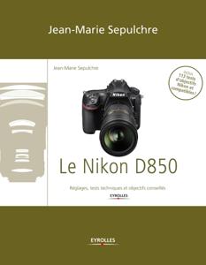 Le Nikon D850 La couverture du livre martien