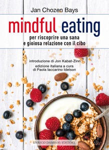 mindful eating Libro Cover