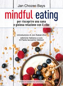 mindful eating Copertina del libro