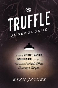 The Truffle Underground La couverture du livre martien