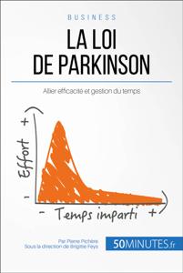 La loi de Parkinson La couverture du livre martien
