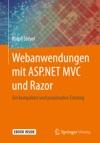 Webanwendungen Mit ASPNET MVC Und Razor