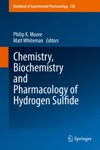 Chemistry Biochemistry And Pharmacology Of Hydrogen Sulfide
