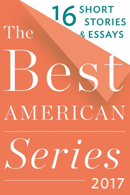 """best american nonfiction essays This post was inspired by the university of iowa's nonfiction essay prize, which is """"given each year to the work that best exemplifies of american society."""