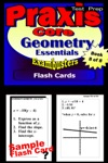 PRAXIS Core Test Prep Geometry Review--Exambusters Flash Cards--Workbook 8 Of 8