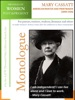 Profiles Of Women Past & Present –Mary Cassatt, Artist And Printmaker (1844-1926)